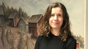 Jenny Malmsten, kommundirektör i Malax.