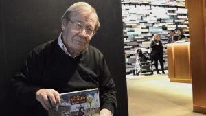 Harald Sonesson, illustratör till Pelle Svanslös böckerna.