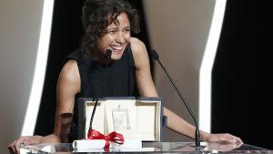 Den franska regissören Mati Diop