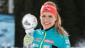 Gabriela Koukalova har vunnit mycket
