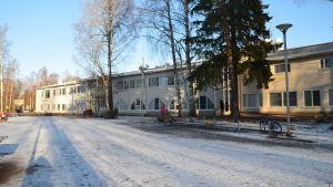 Vindängens skola och daghem.