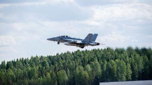 Amerikanska marinens Boeing F/A-18E/F Super Hornet