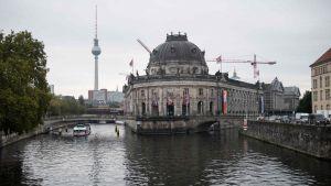 Museuminsel (museiön) i Berlin
