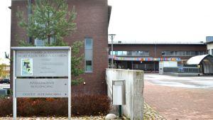 Sibbo social- och hälsostation i Nickby
