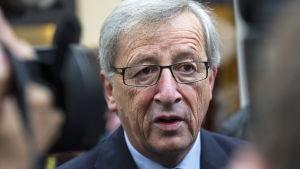 Luxemburgs premiärminister Jean-Claude Juncker i oktober 2013