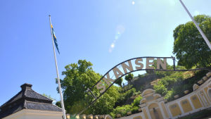porten till Skansen
