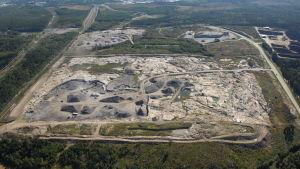 sköldvik avfallscentral