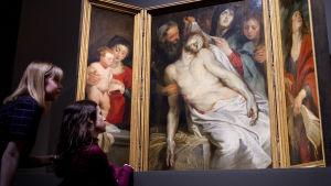 Rubens och hans konstnärliga arv är tema för en stor utställning på Royal Academy of Arts, London