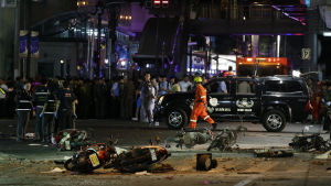 Bombexplosion i Bangkok