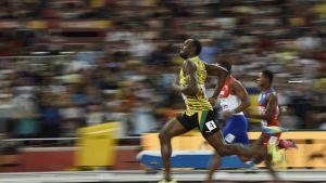 Usain Bolt, 200 meter, Pekin 2015