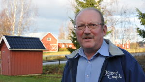 Kurt Svenlin i Vörå