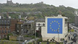 Banksy och brexit som konst