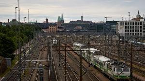 Helsingin ratapiha