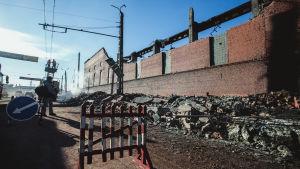 Asteroidnedslag i Tjeljabinsk, Ryssland 2013.