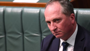 Australiens Högsta domstol ska avgöra  om biträdande premiärminster Barnaby Joyce måste avgå eller inte.