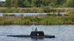 Martin Hedins ubåt.