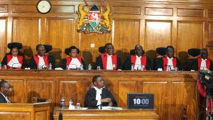Få trodde att Kenyas Högsta domstol skulle våga fatta ett så dramatiskt beslut