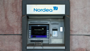 Nordea bankomat