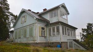 Villa Kolkka på Runsala i Åbo.
