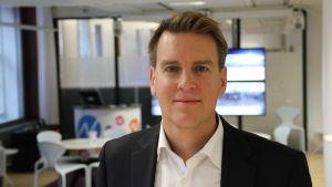 Martin Paasi är sparekonom på Nordenet.