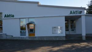 Aktias kontor i Solf