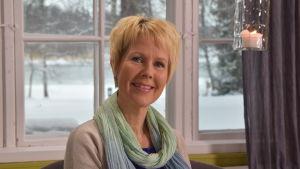 Birgitta Udd, gäst i Himlaliv