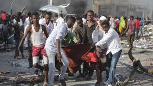 Nya strider i mogadishu
