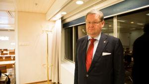 Viking Line toimitusjohtaja Jan Hanses