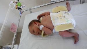 Bebis med von Rosenskena