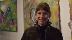 Porträttbild på Tanja Is.