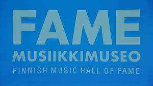 Logon till finnish music hall of fame