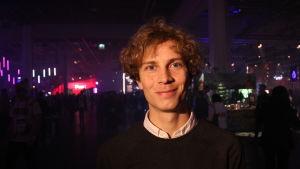 Rudy Skogman är en av grundarna och vd för Blok.