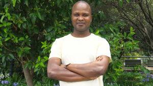 Ralph Mathekga.