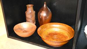 Elina Sorainens äldsta bevarade keramikkärl