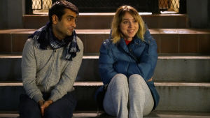 PRessbild för film The big sick