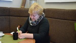 Karita Pihlström söker jobb