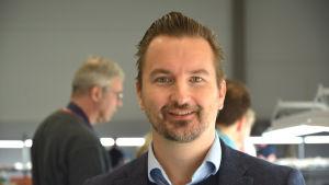 Porträtt Dan-Ove Stenfors