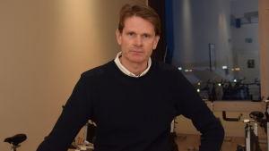 Marcus Grönholm från Ingå.