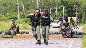 Långvariga våldsamheter i provinserna Yala, Pattani och Narathiwat har krävt över 6 000 dödsoffer sedan år 2004