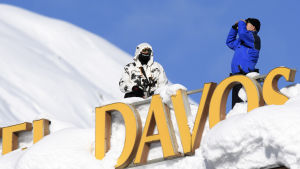 World Economic Forum 2018 i Davos