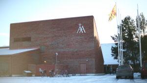 BI fastighetstomten kan bli den nya platsen för Språkbadsskolan i Jakobstad