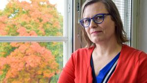 Forskningsprofessor Kirsi Niinimäki.
