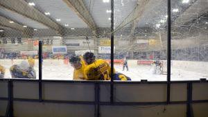 Borgå Hunters spelar i Finlandsserien