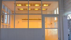 Dagsljus-PDT rummet.