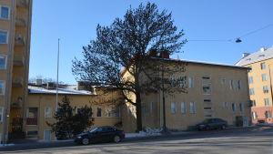 Åbolands sjukhus byggnader