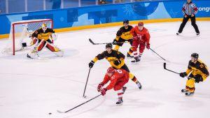 Tyskland mot Ryssland i OS