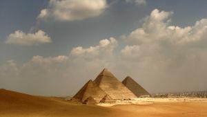 Pyramiderna i Egypten