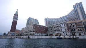 Kasinot Venetian i Macao.