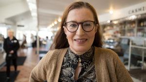 Pia Pakarinen on Helsingin Kaupungin Kasvatuksen ja koulutuksen apulaispormestari.