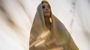 Maria Magdalena i motljus.